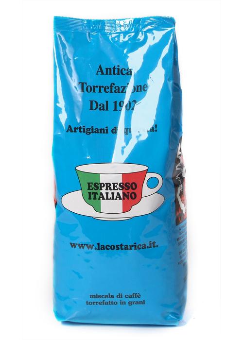 koffiebonen espresso italiano azzurro
